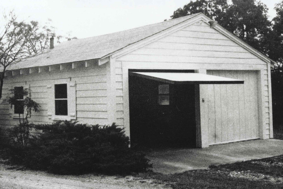 James Avery started his business in a garage back in 1954